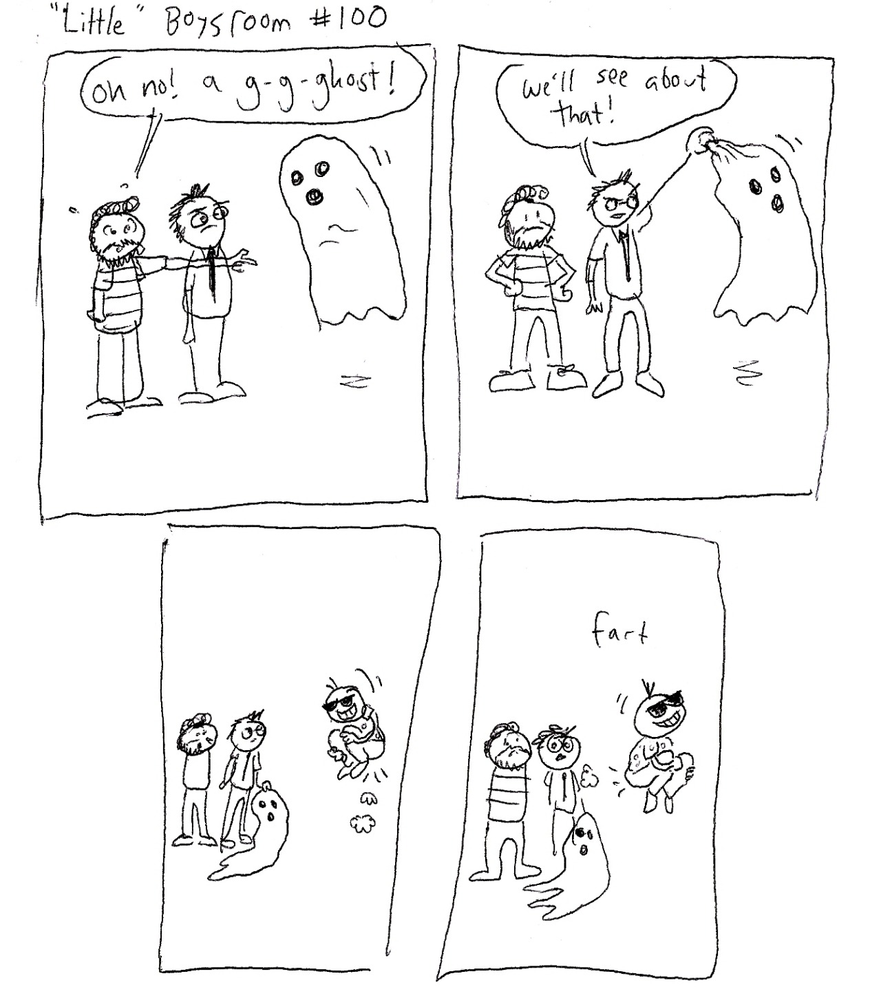 the ghost of chili past