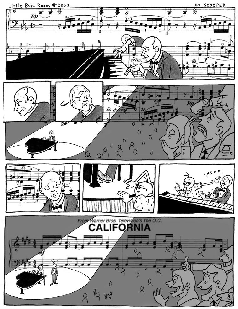I bet Beethoven never celebrated Chrismukkah